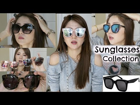 SUNGLASSES COLLECTION😎NAY👎YAY👍FAVE😍 [QUAY-CHANEL-LV-CELINE-PRADA]