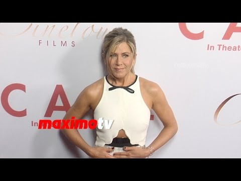 Jennifer Aniston Looking Gorgeous | CAKE Los Angeles Premiere | Red Carpet