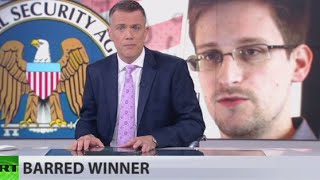 No way to Norway: Snowden may be extradited to US if comes for Free Speech prize