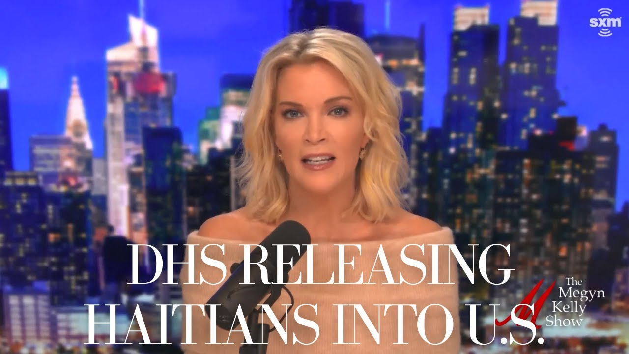 DHS Releasing Haitians into U.S., with Dennis Michael Lynch | The Megyn Kelly Show