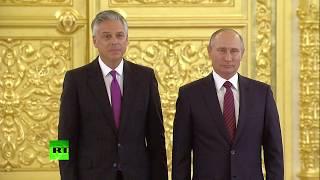 Путин принял верительную грамоту у нового посла США в России