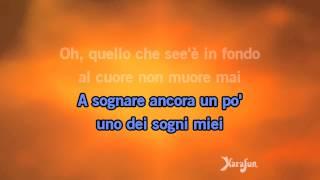Karaoke L'aurora - Eros Ramazzotti *