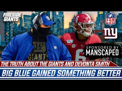 DeVonta Smith Unveils TRUTH Behind New York Giants Interest | DIRECT Quotes