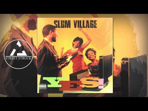 Slum Village - YES! [2015][Full Album]