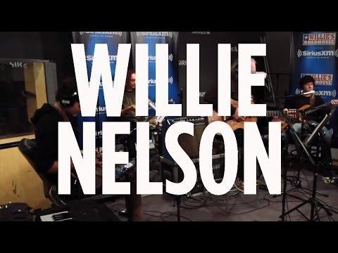"Willie Nelson ""Just Breathe"" // SiriusXM // Willie's Roadhouse"