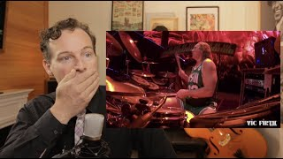 Vocal Coach REACTS - Pneuma by Tool