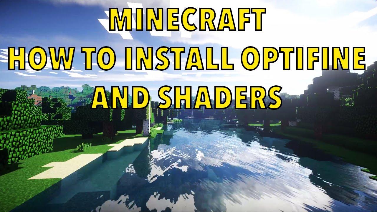 shader minecraft 1.8.9