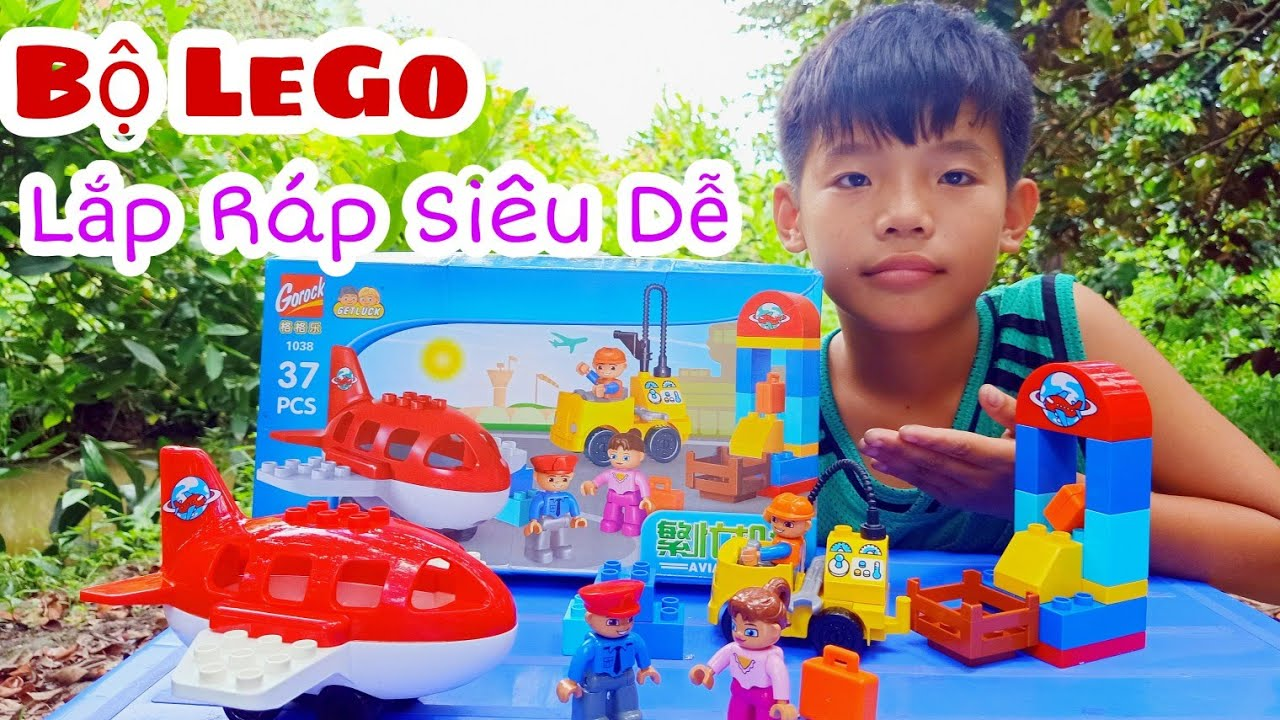 Review Bộ LeGo Thứ Hai Mua Ở Shop Tony TV