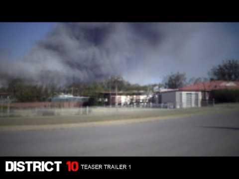 District 10 Trailer Deutsch