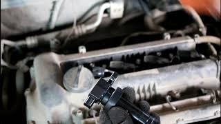 Двигатель троит, плохо набирает обороты Hyundai Solaris 2012 года Хендай Солярис 1,6
