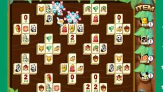 Shanghai Mahjong Math Game