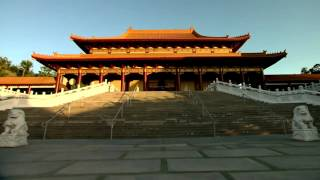 WING CHUN TEMPLE Visited Hsi Lai Temple