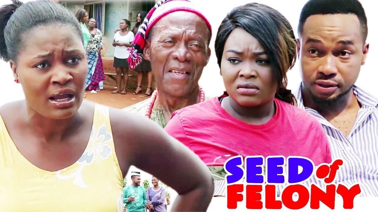 Download Seed Of Felony Season  1&2  (Chizzy Alichi) - 2019 Latest Nigerian Movie FULL HD