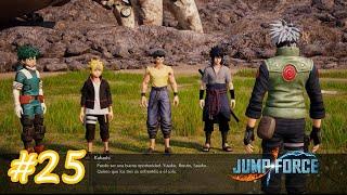 Puro Entrenamiento :V| Jump Force #25