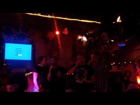 Karaoke im Kakadu Leipzig Astranauten