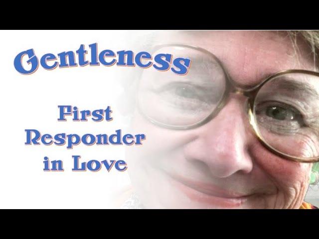 Gentleness #anythinggoesaugust