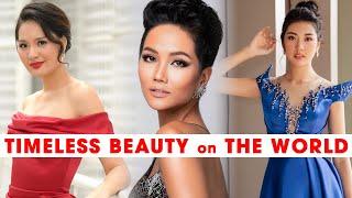 Hoa hậu H'Hen Niê cùng loạt nàng hậu Việt được VINH DANH trên các chuyên trang sắc đẹp thế giới