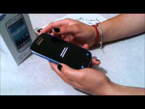 Reset factory/Recovery Samsung Galaxy S III Mini Español
