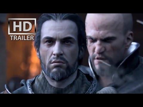 Assassins Creed 3 Revelations | OFFICIAL E3 teaser trailer (2011) Woodkid - Iron