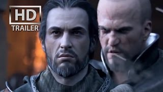 assassins creed 3 revelations   official e3 teaser trailer 2011 woodkid iron
