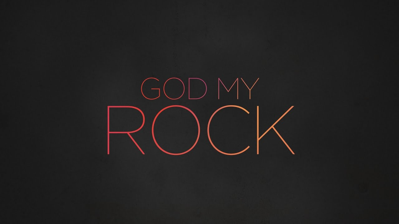 """God My Rock"" from Paul Baloche (OFFICIAL LYRIC VIDEO)"
