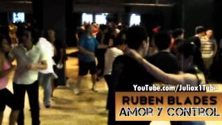 Ruben Blades - Amor y Control (Salsa) + DESCARGA MP3
