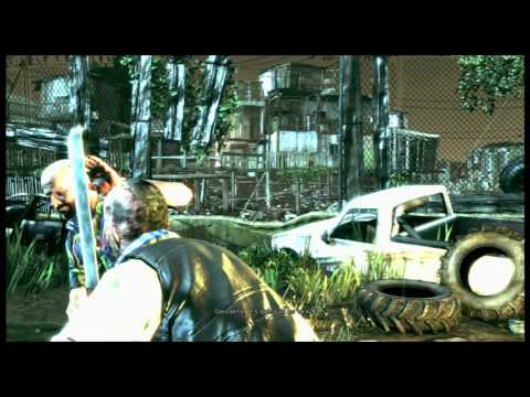 Max Payne 3 - future data results in Chapter 9-11