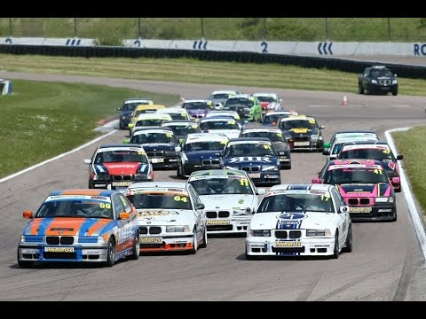 BMW Compact Cup Rockingham International Race 2016