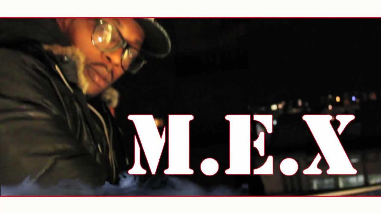 M.E.X Le seul et unique (Extrait de la mixtape FACE CACHEE DE LA RUE) Red Smoke Records Rap 2011