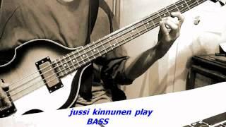 Jussi Kinnunen Play bass