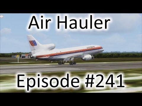 FSX   Air Hauler Ep. #241 - Dallas to Cozumel   L-1011 TriStar
