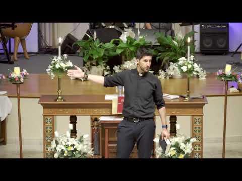 Easter Service// Episcopal Sermon