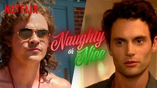 Naughty or Nice: Billy vs Joe | Netflix