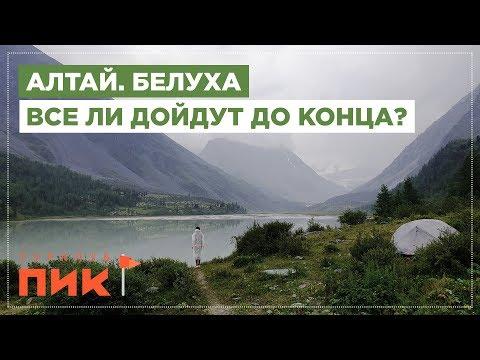 Поход на Алтай летом. Гора Белуха. Горный отдых 2019. Влог про путешествие