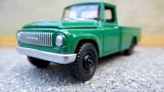 Featured Johnny Lightning Car - 1965 International 1200 Pickup