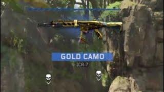 I finally got gold!!! (B04 Highlights)