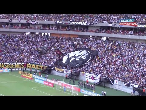 Vasco 2 x 0 Flamengo - Quebra de recorde na Arena da Amazônia