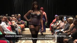 2015 District Of Curves :Couture Queen
