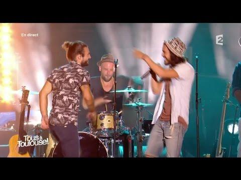 Fréro Delavega - Le chant des sirènes - Fête de la musique 2016