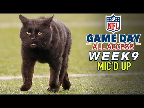 """NFL Week 9 Mic'd Up, """"Where Is My Mama?"""" 