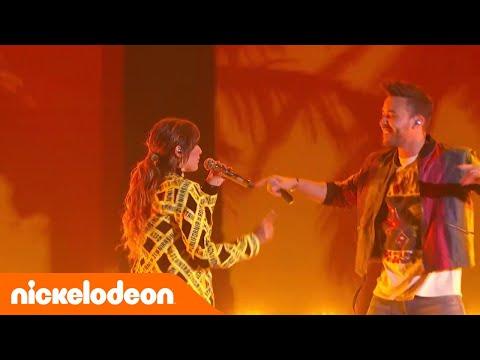 """KCA Mexico 2018 - Ha*ash y Prince Royce cantan """"100 años"""""""