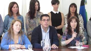 Apertura de la Semana de Acciones contra la Violencia a las Mujeres