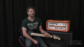Orange TH30 tube guitar amp