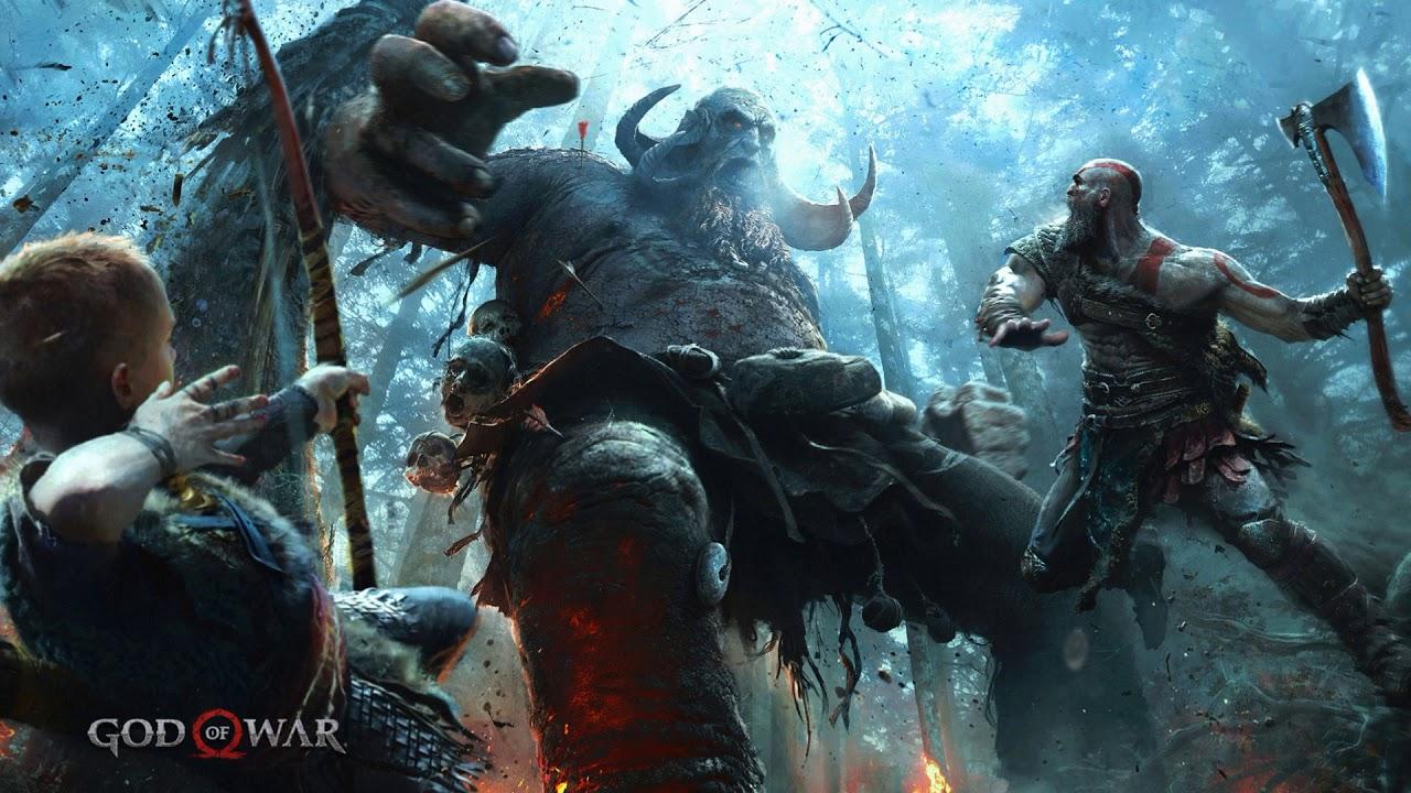 God of War (God of War 2018 Soundtrack) #1