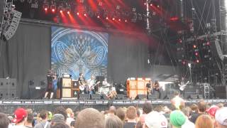 Kvelertak - Undertro (live @ Rock am Ring 2014)
