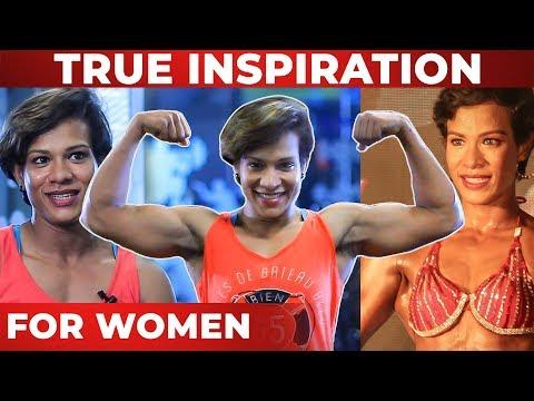"""""""பசங்க Bro-ன்னு  இடுப்பை புடிச்சு தள்ளுவாங்க"""", Women bodybuilder RUBY BEAUTY"""