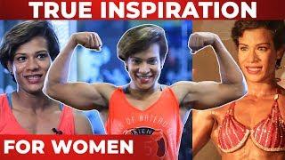 RUBY BODY BUILDER – True Inspiration for Women