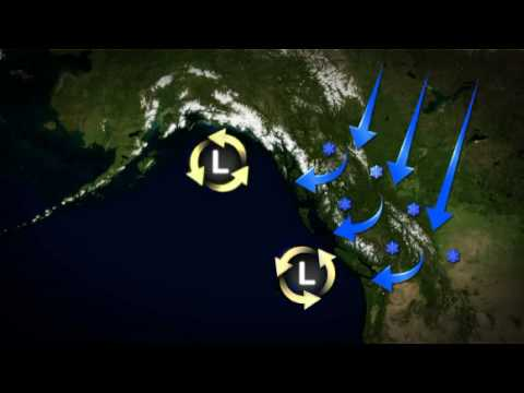 Weather FAQ - Major Snowstorms On The South Coast Of British Columbia