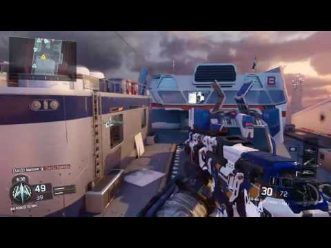 BearzzzGaming pilot (call of duty black ops 3 glameplay)