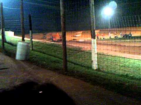 270  Micro Sprints at Clinton County Raceway  FEATURE 2 of 2
